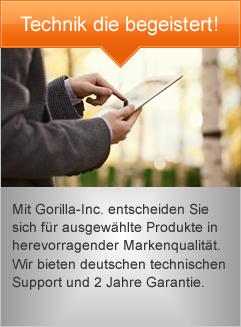 Gorilla-Ink - Umweltfreundlich